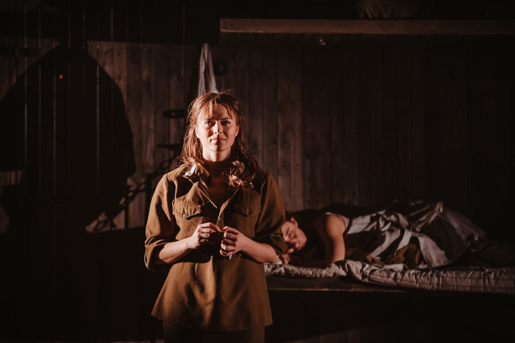 Спектакль «Веселый солдат» в Московском Губернском театре  – события на сайте «Московские Сезоны»