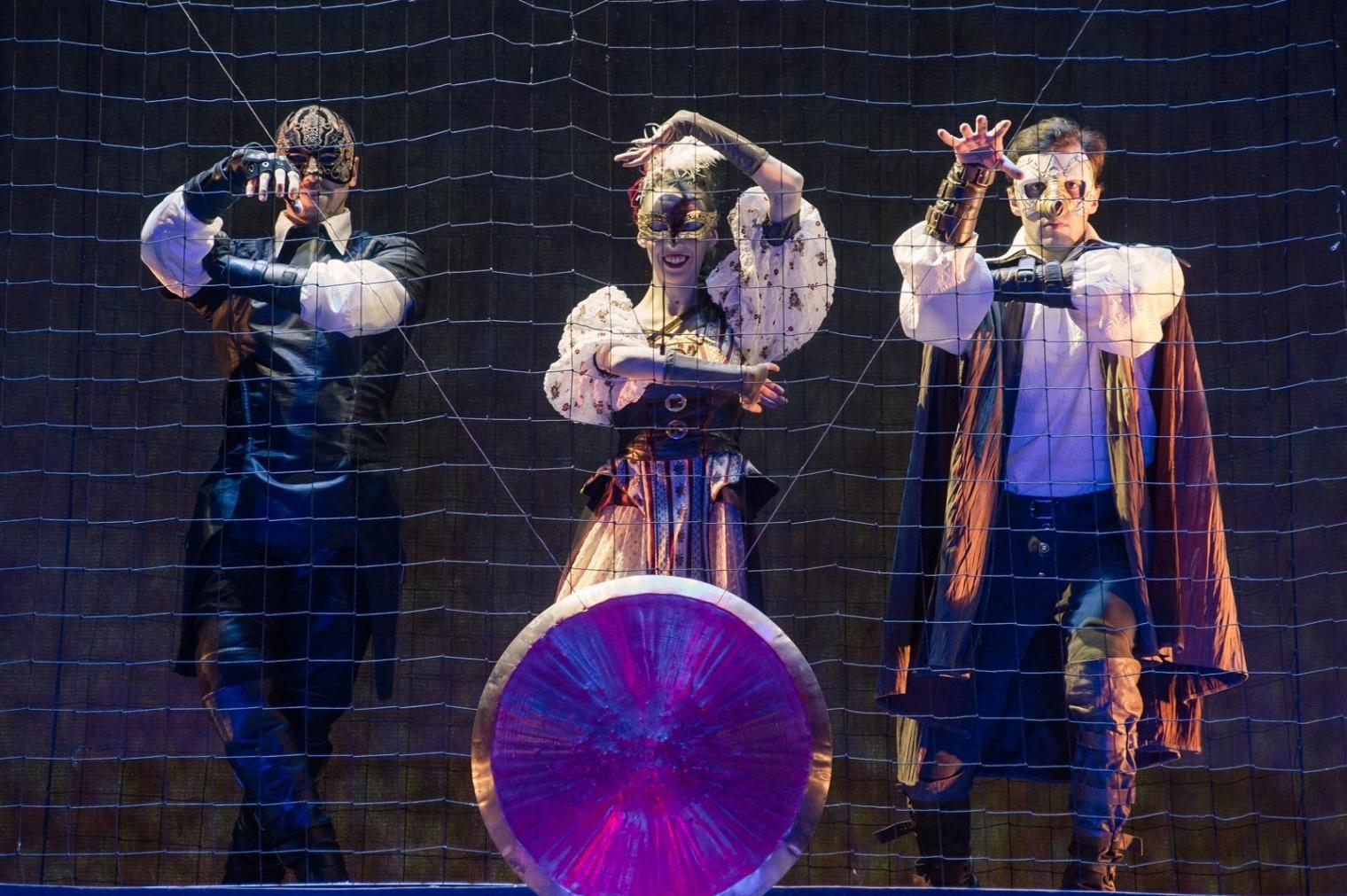 Спектакль «Сирано де Бержерак» в Московском Губернском Театре  – события на сайте «Московские Сезоны»