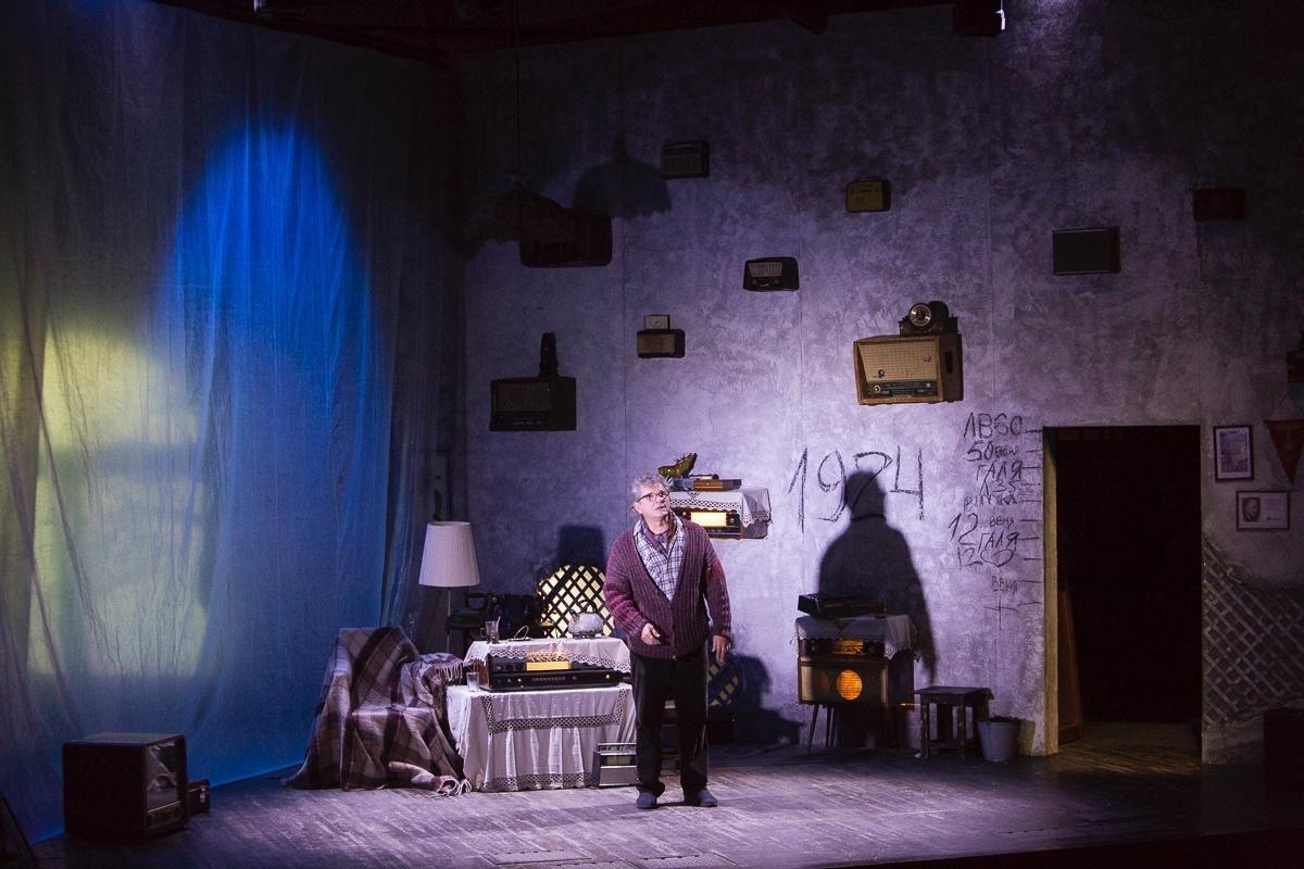 Спектакль «Бесконечный апрель» в Московском Губернском театре  – события на сайте «Московские Сезоны»