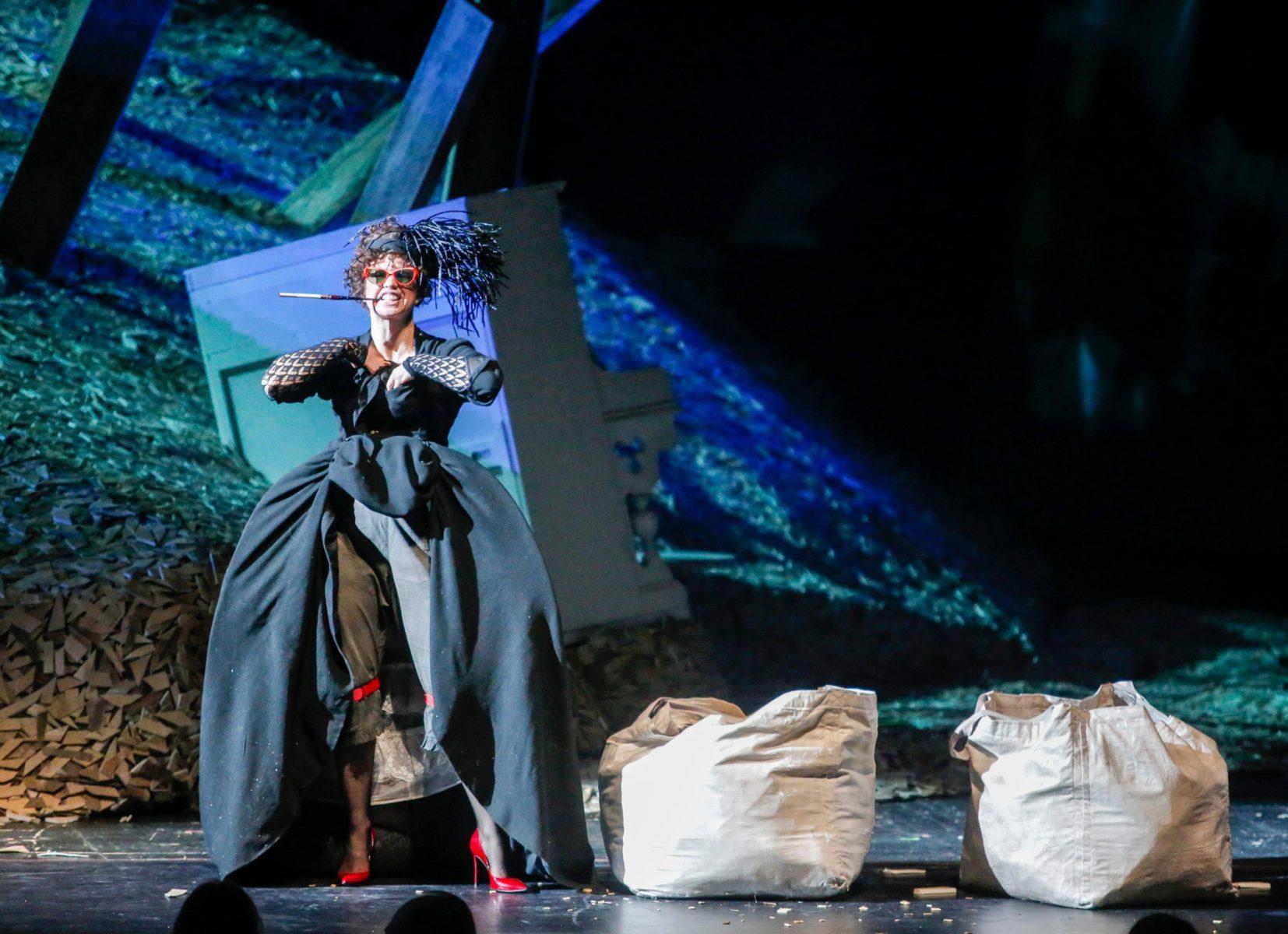 Спектакль «Лес» в МХАТ имени М. Горького  – события на сайте «Московские Сезоны»