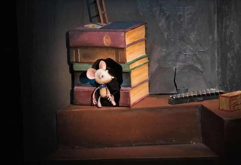 Спектакль «Солнечный луч» в театре кукол им. С.В. Образцова  – события на сайте «Московские Сезоны»