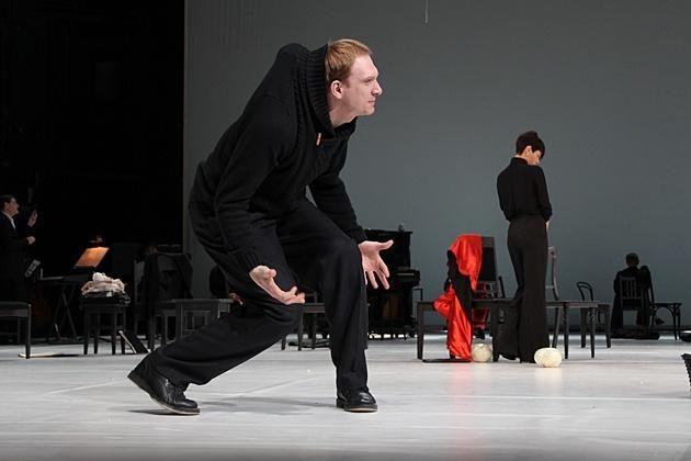 Спектакль «Мефисто» в МХАТ имени А. П. Чехова – события на сайте «Московские Сезоны»
