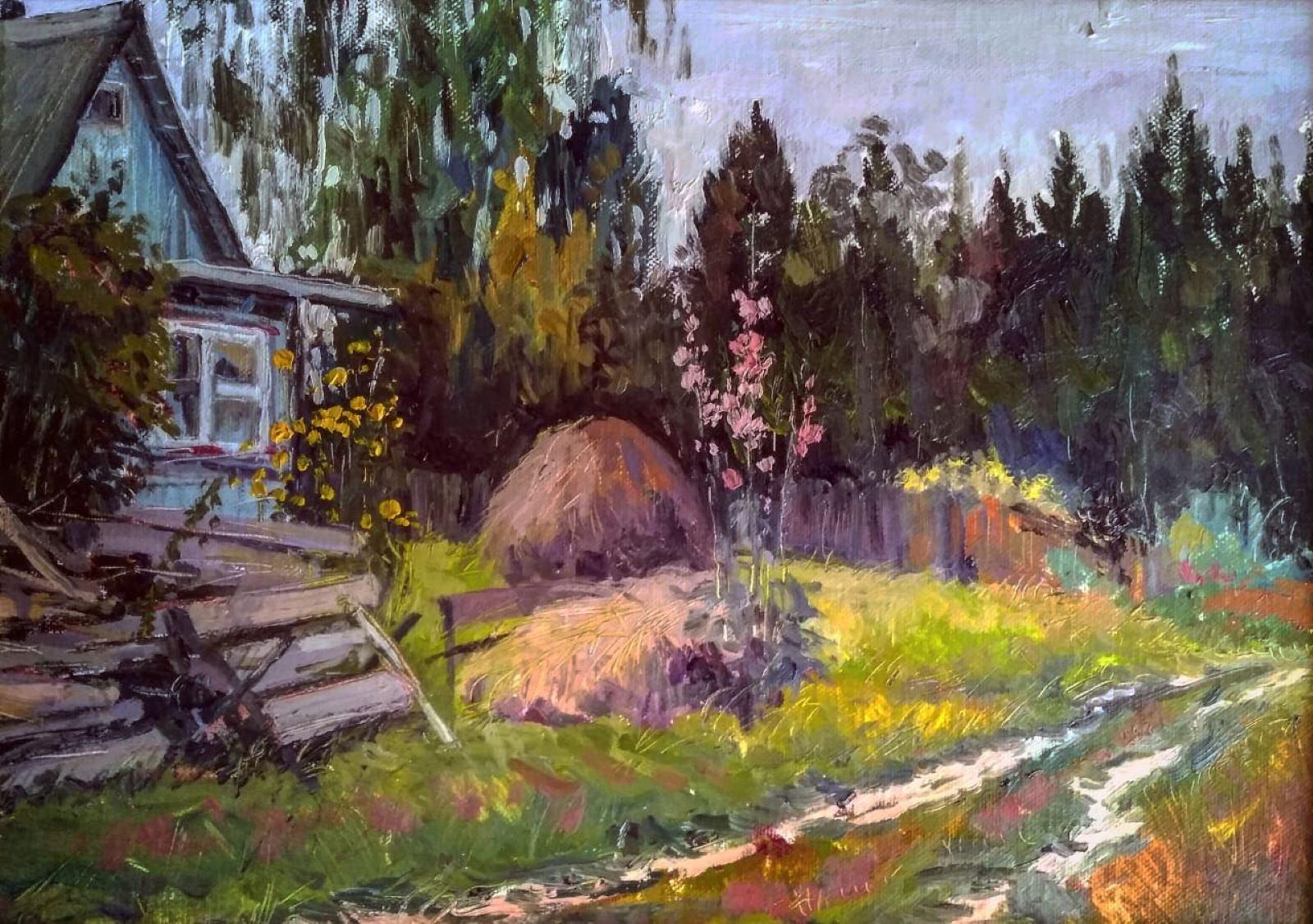 Выставка «Другие берега» в музее К. Г. Паустовского  – события на сайте «Московские Сезоны»