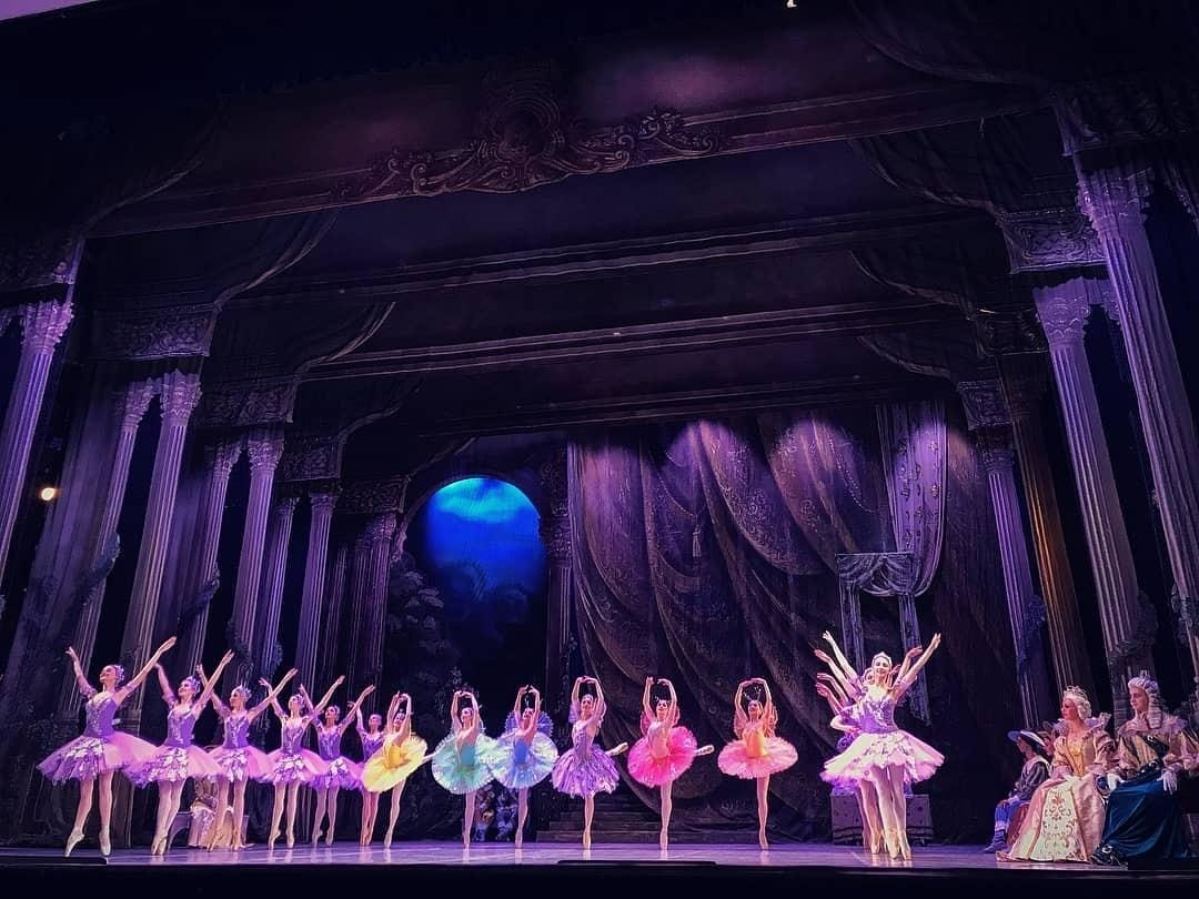 Балет «Спящая красавица» в Московском Губернском театре  – события на сайте «Московские Сезоны»