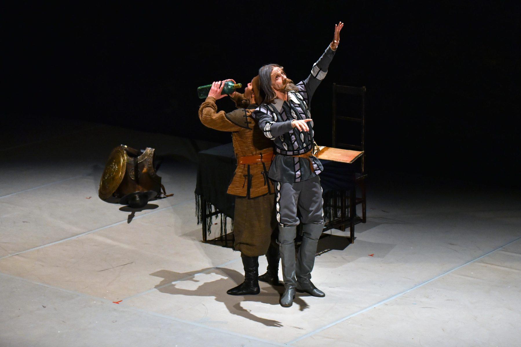 Балет «Дон Кихот» в Московском Губернском театре  – события на сайте «Московские Сезоны»