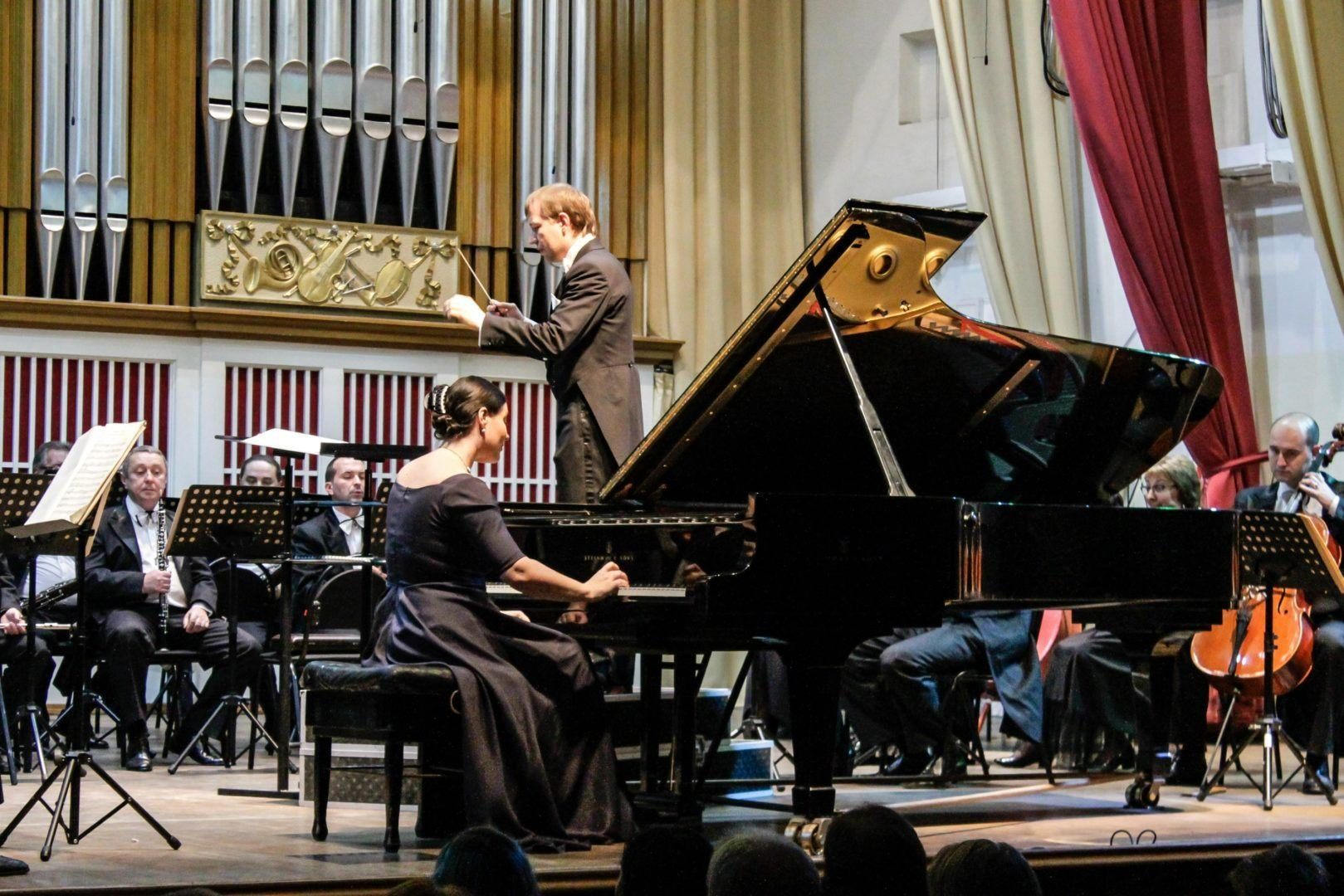 Концерт «Два лика романтизма» в Библиотеке искусств имени А. П. Боголюбова  – события на сайте «Московские Сезоны»