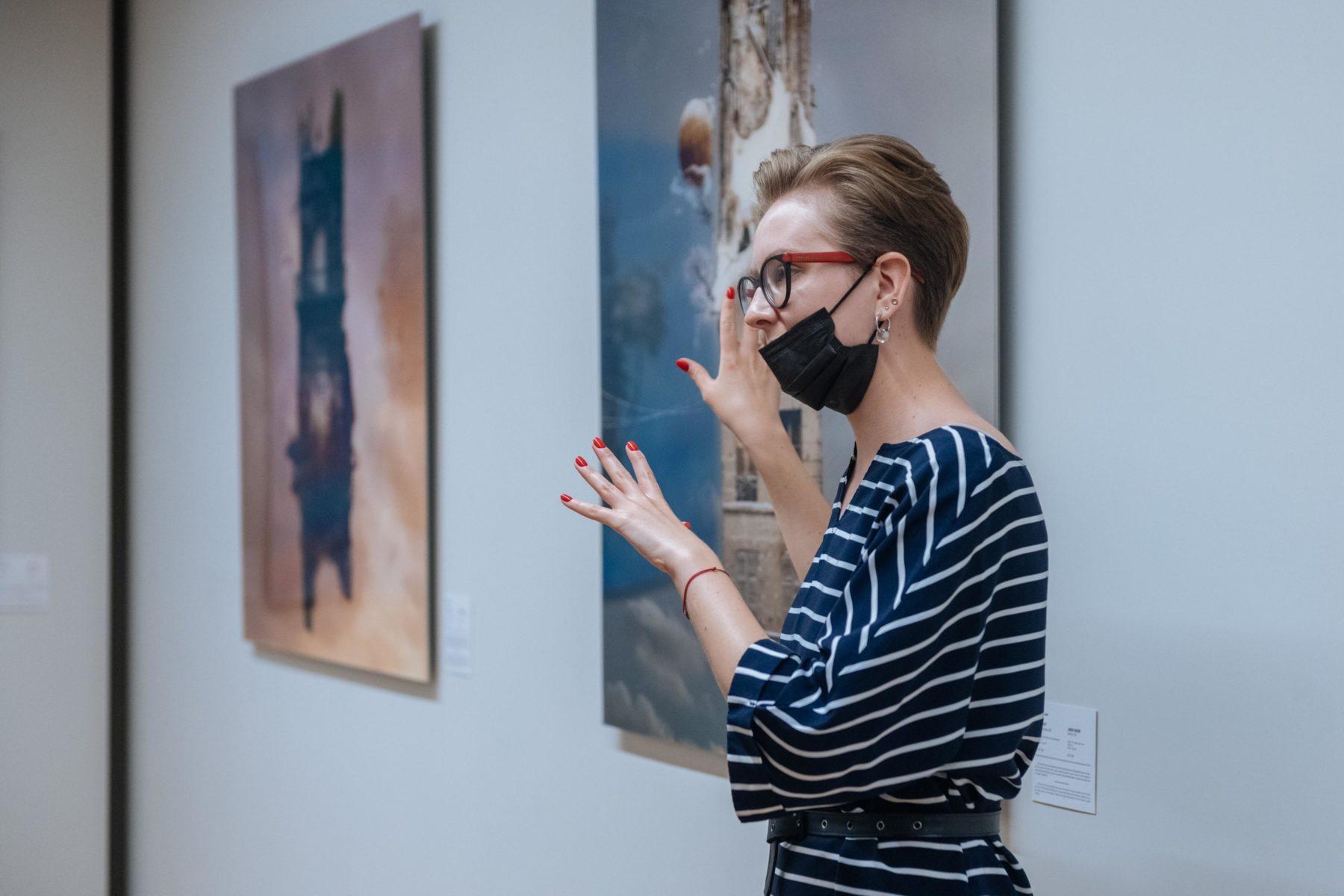 Кураторские экскурсии по Галерее Люмьер – события на сайте «Московские Сезоны»