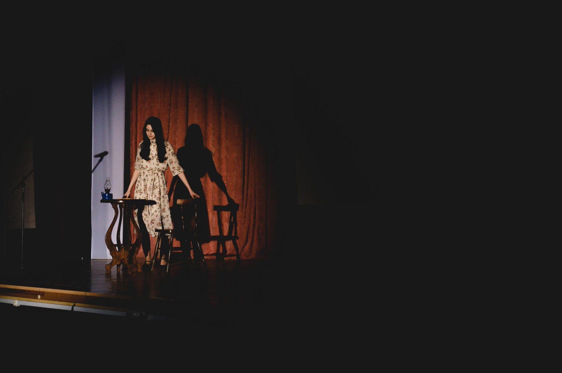 Спектакль «И будет месяц май...» в культурном центре «Авангард» – события на сайте «Московские Сезоны»