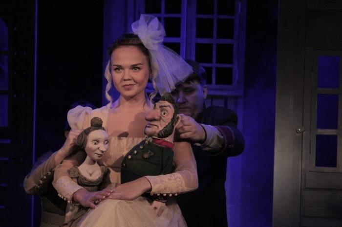 Спектакль «Ревизор» в Московском областном театре кукол  – события на сайте «Московские Сезоны»