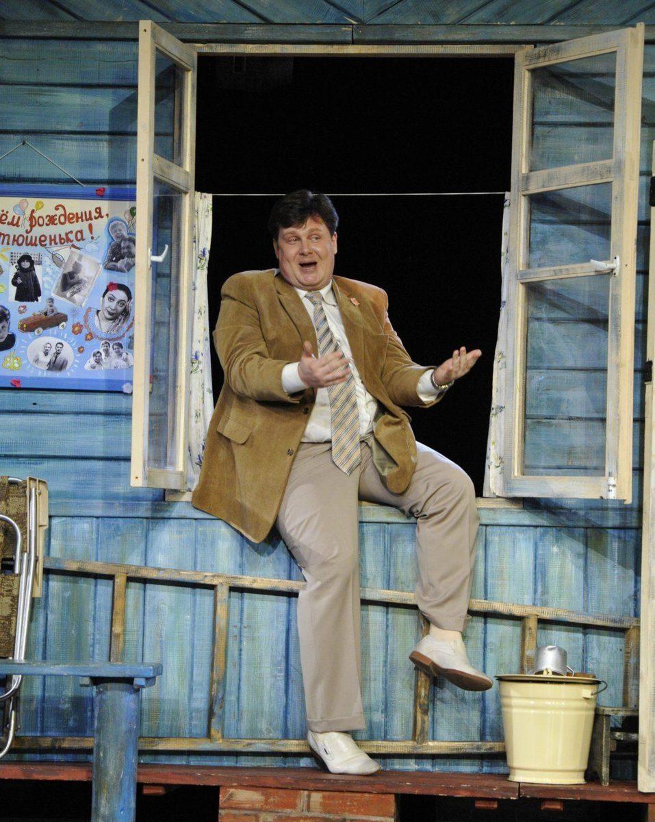 Спектакль «Родненькие мои» в Театре Сатиры  – события на сайте «Московские Сезоны»