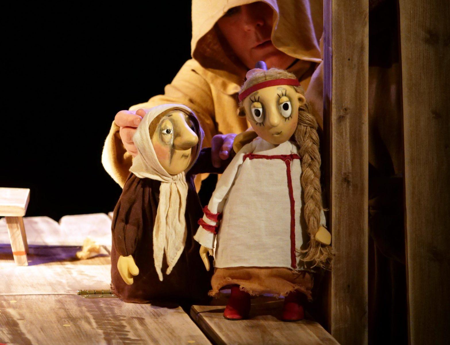 Спектакль «Аленький цветочек» в Московском областном театре кукол  – события на сайте «Московские Сезоны»