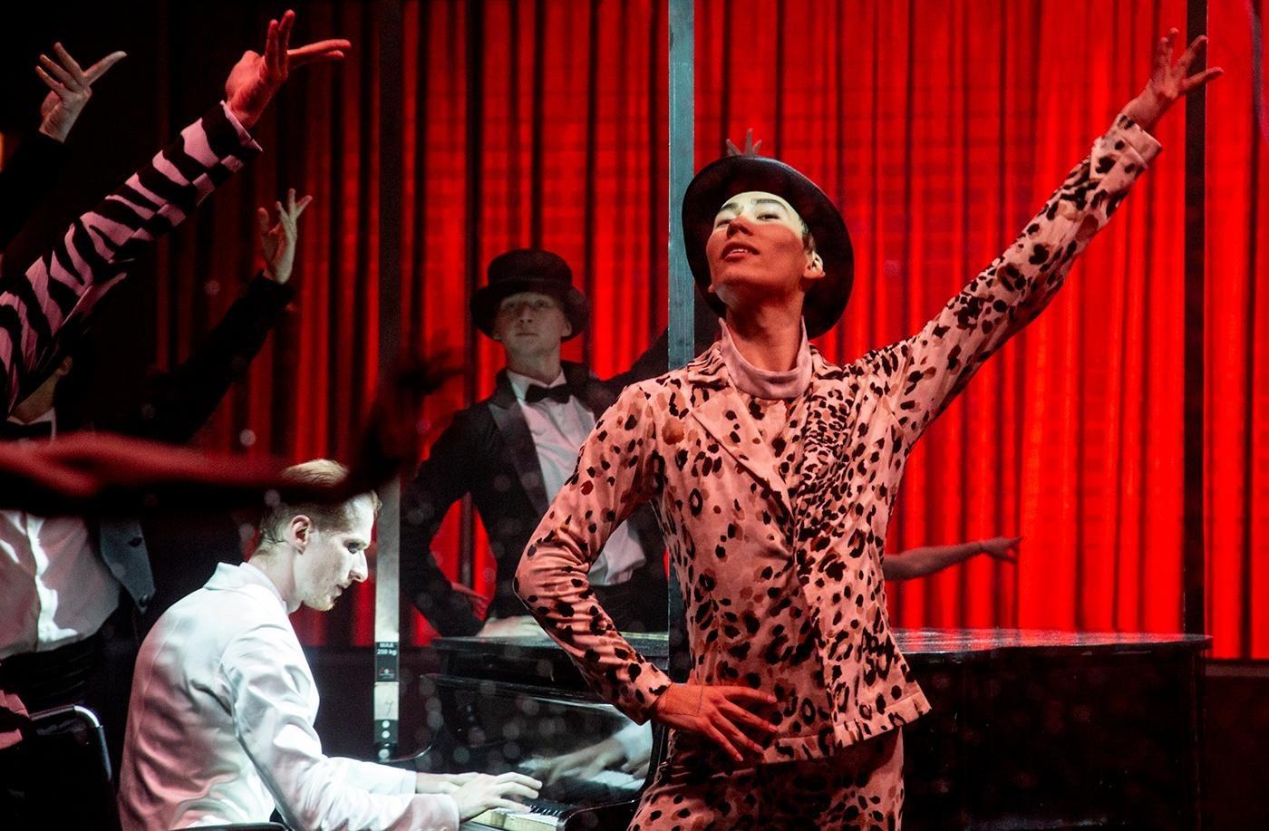 Балет «Карнавал» в Детском музыкальном театре им. Н. И. Сац – события на сайте «Московские Сезоны»