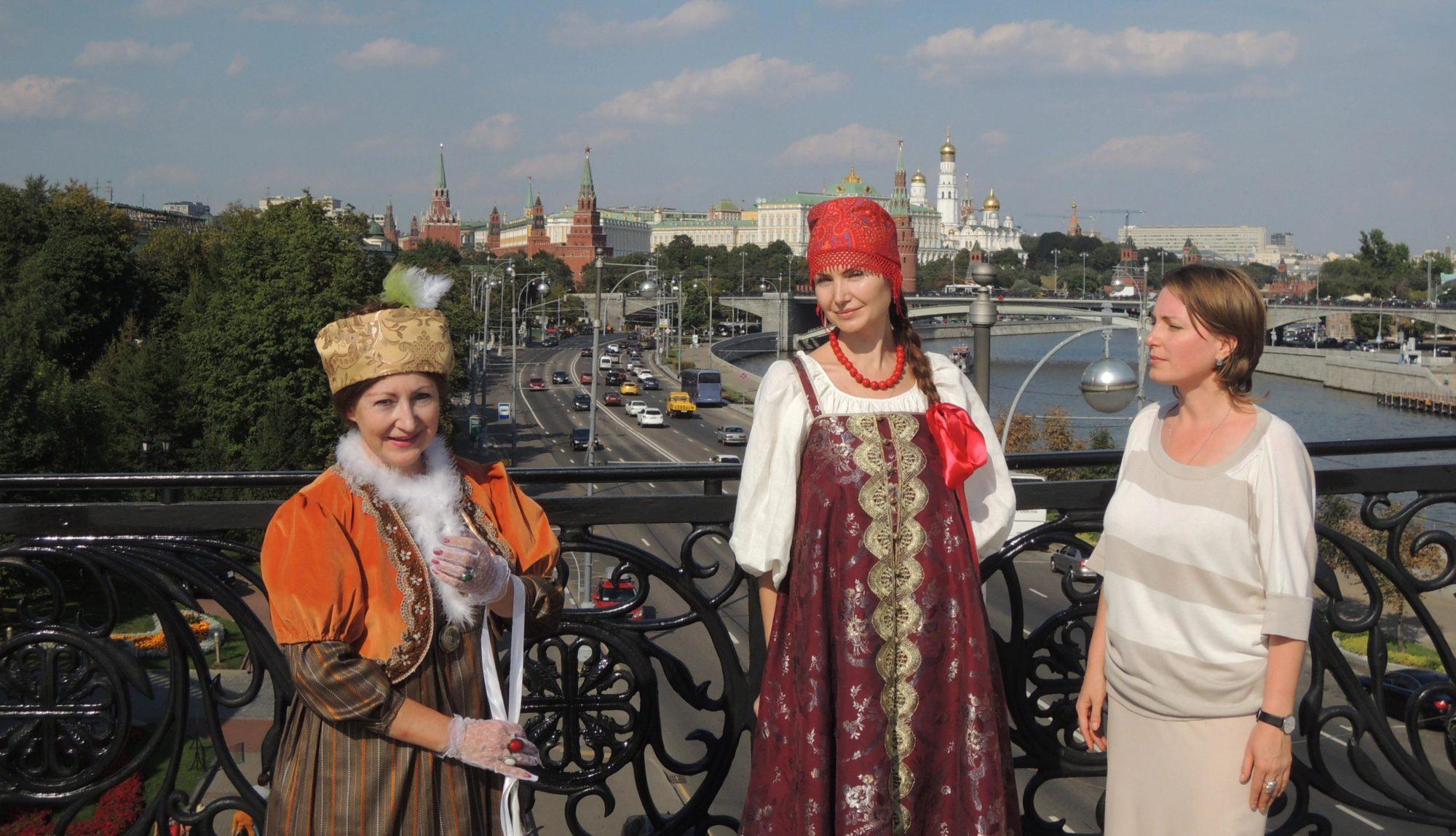 Пешеходная экскурсия «Московская панорама: через века за тысячу шагов» – события на сайте «Московские Сезоны»