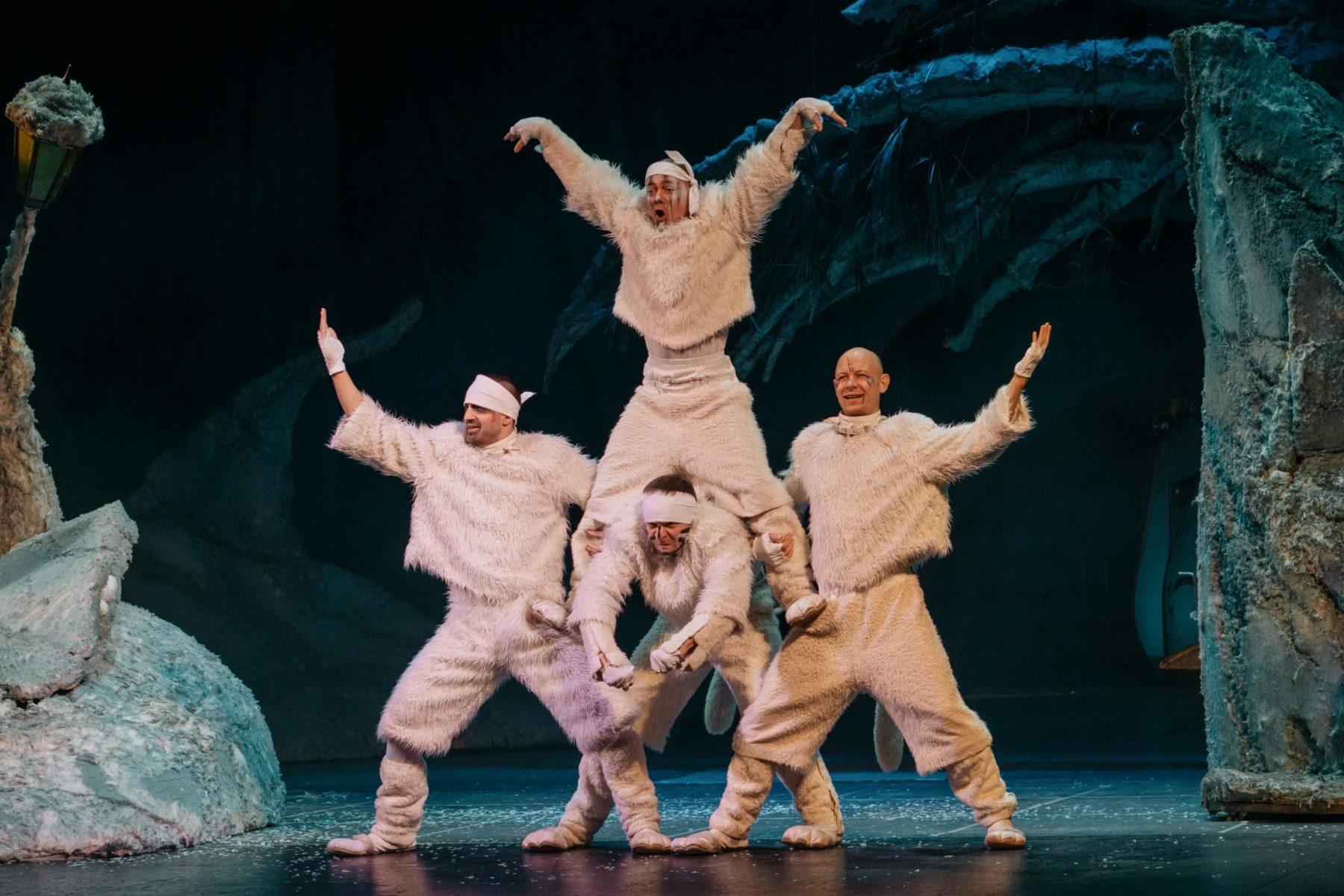Спектакль «Тайна старого шкафа» в Дворце на Яузе  – события на сайте «Московские Сезоны»