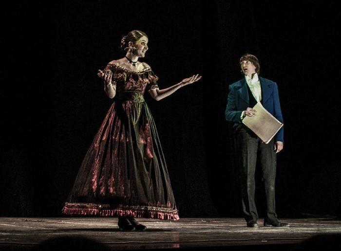 Спектакль «Отцы и дети» в Молодежном театре  – события на сайте «Московские Сезоны»