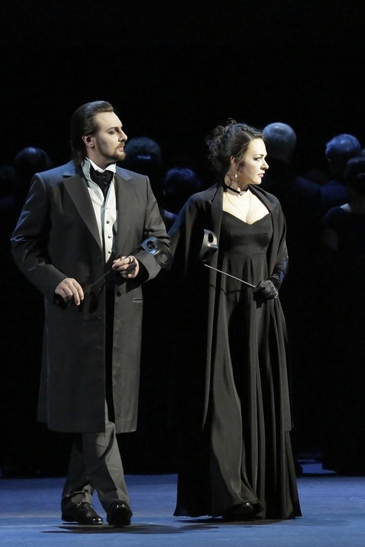 Опера «Пиковая дама» в Большом театре  – события на сайте «Московские Сезоны»