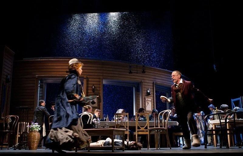 Спектакль «Чехов-Gala» в РАМТ – события на сайте «Московские Сезоны»