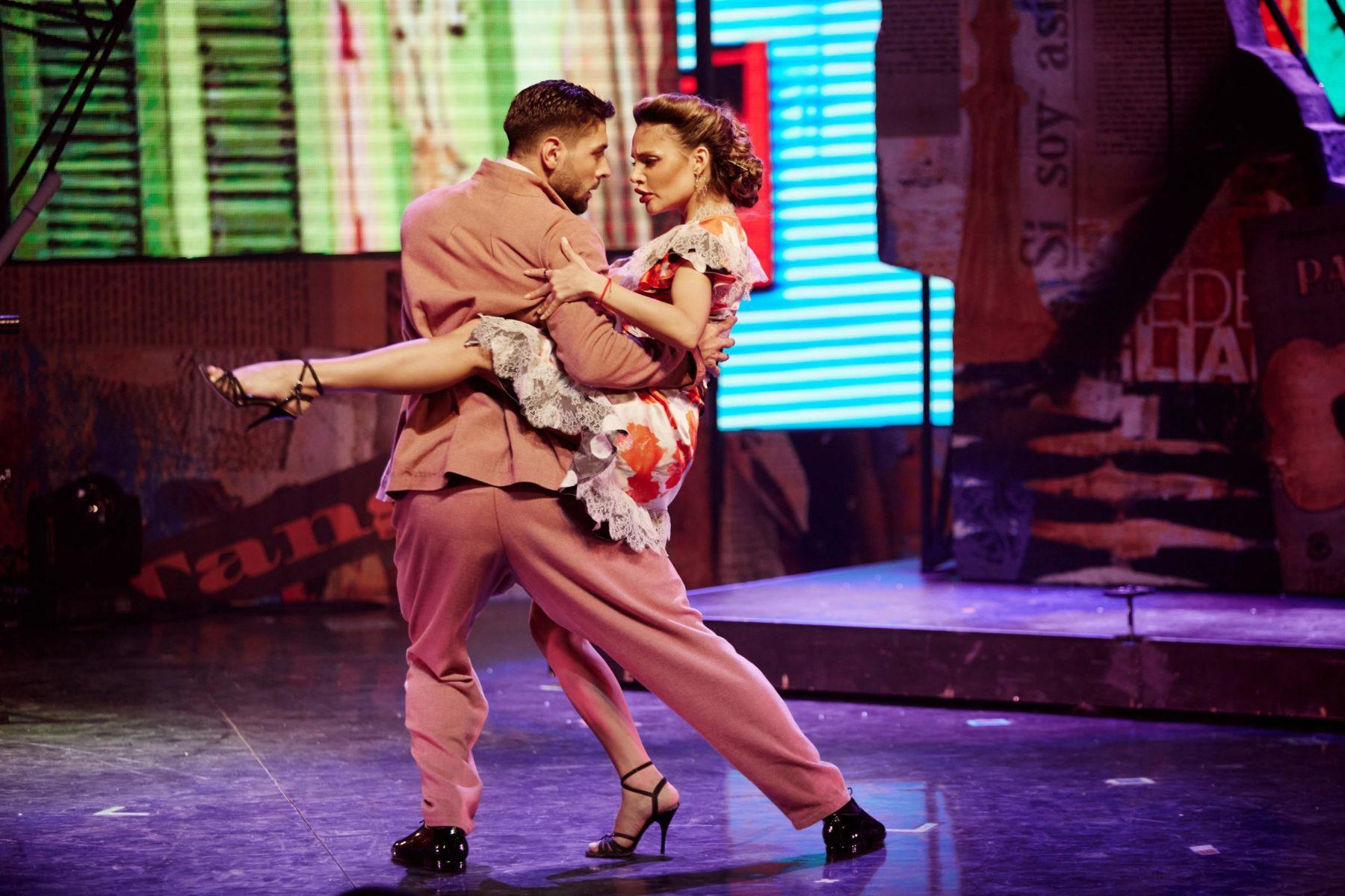 Иммерсивный спектакль «Театр танго» в Театре народной музыки «Золотое кольцо» – события на сайте «Московские Сезоны»