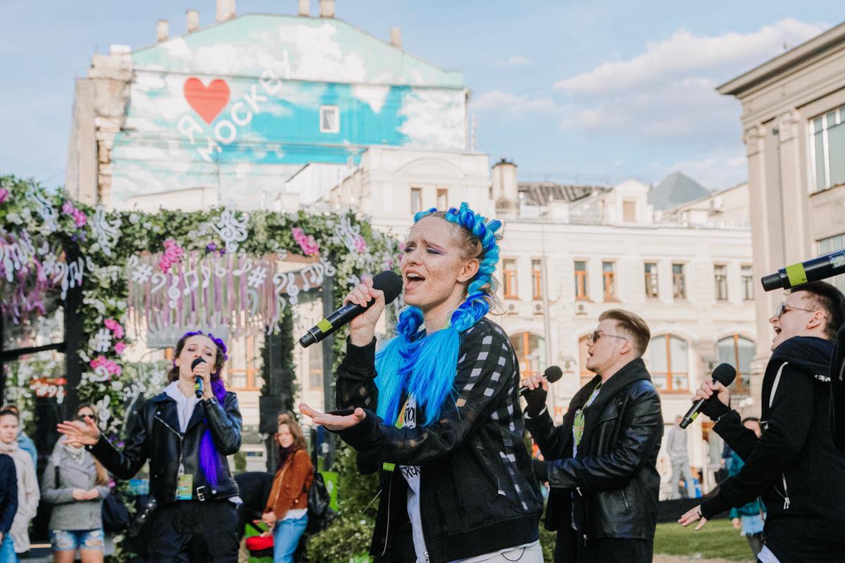 Фестиваль «Московская весна A Cappella»