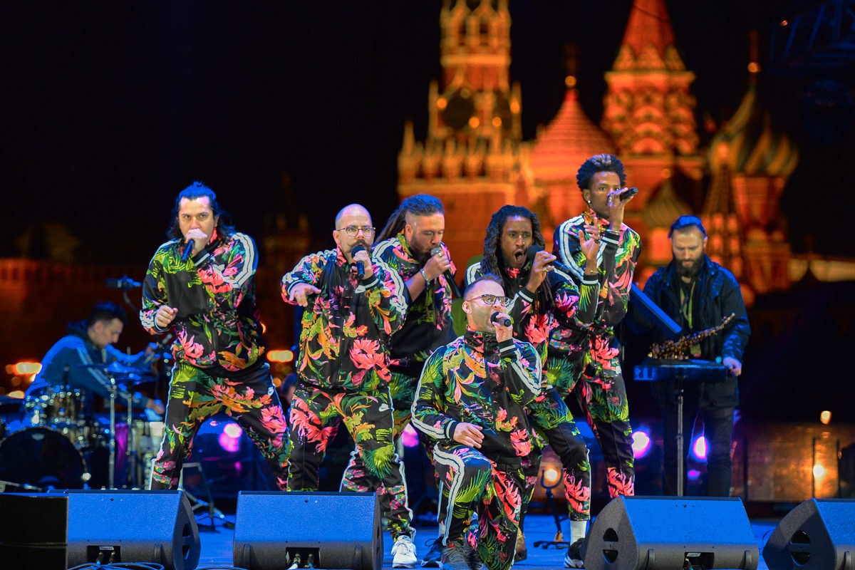 Moscow Spring A Cappella