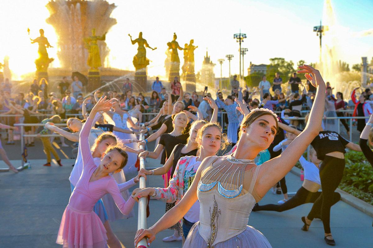 Фестиваль «Мировые балетные каникулы»