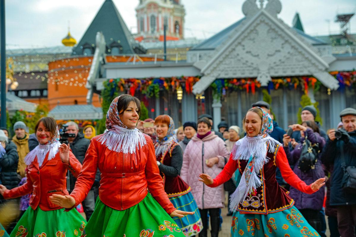 Фестиваль «День народного единства»