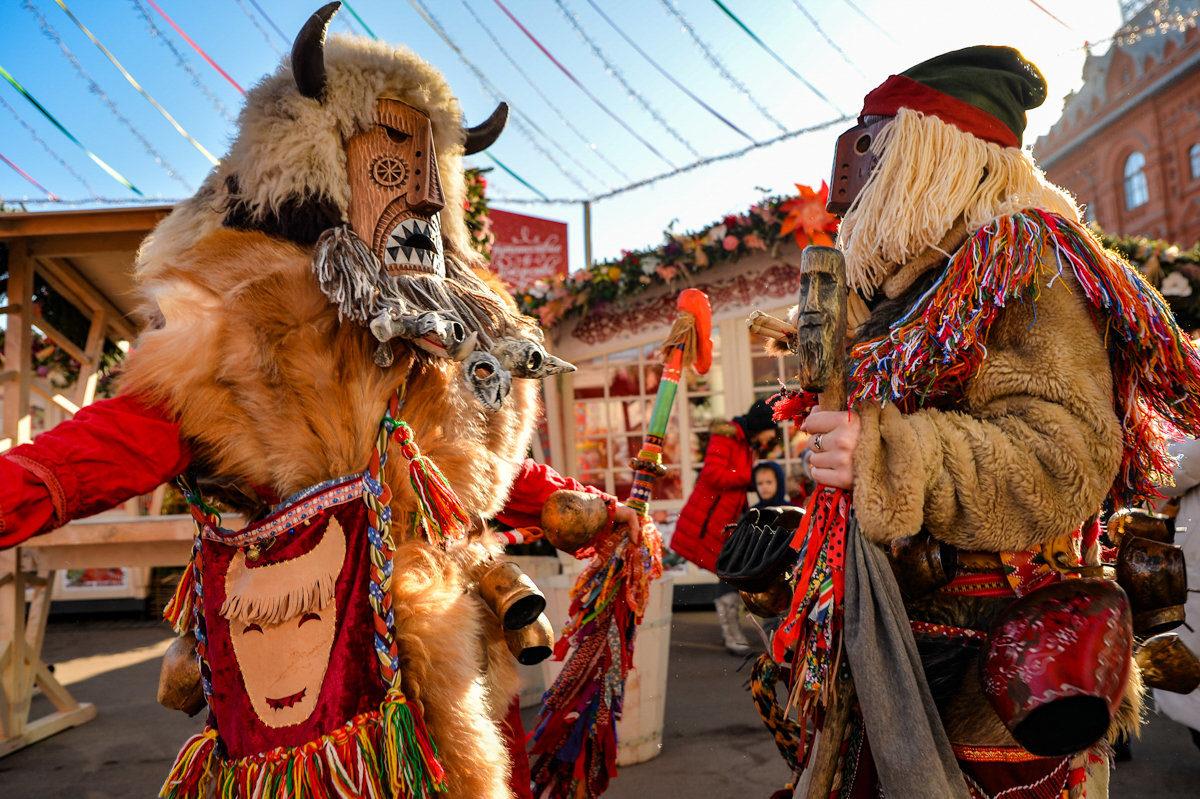 Фестиваль «Московская Масленица»