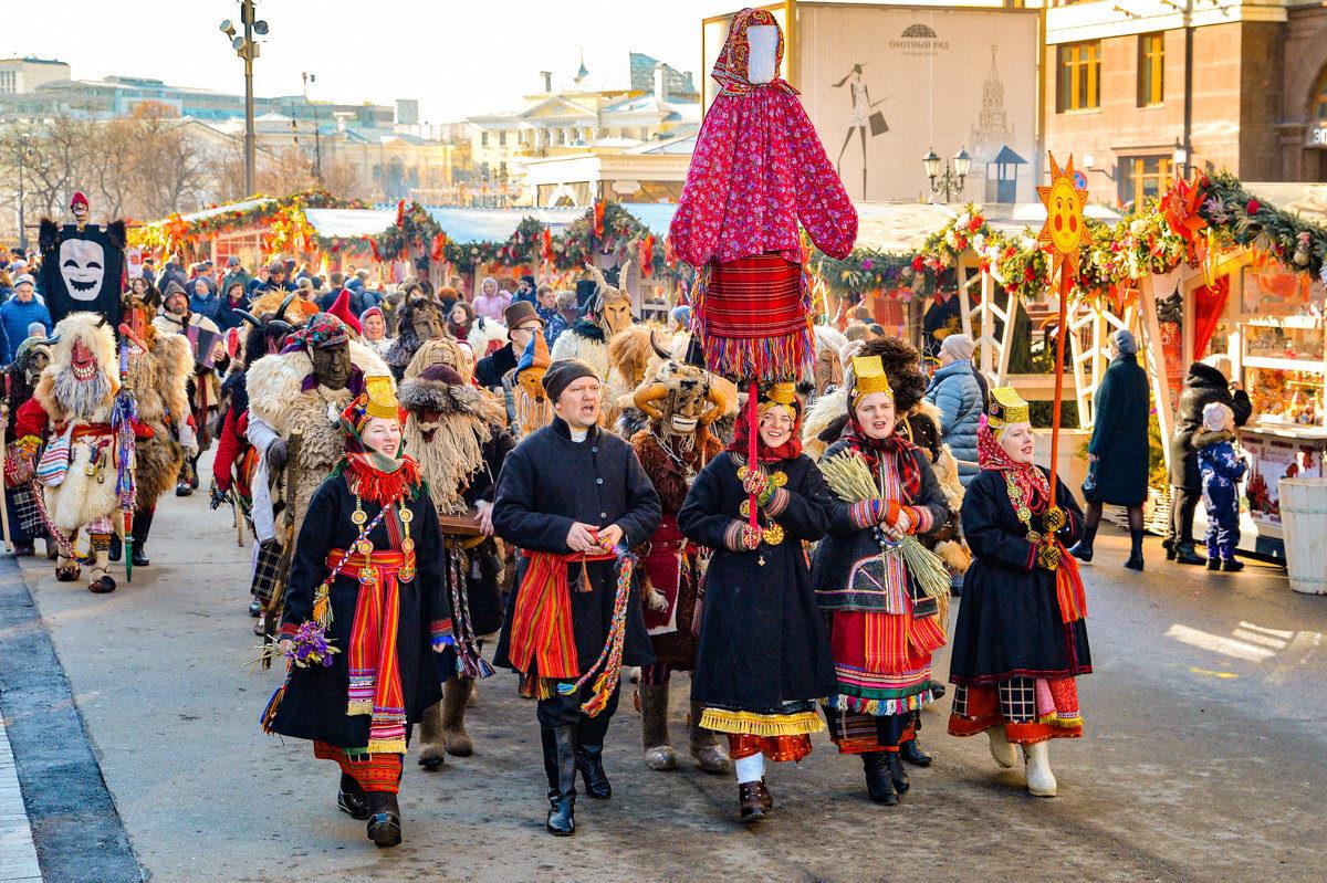 «Moscow Maslenitsa» festival
